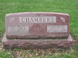 Sylvia Irene <i>Taylor</i> Chambers