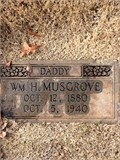 William Hudson Musgrove, Sr
