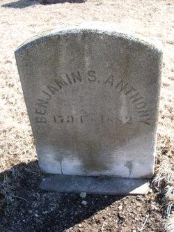 Benjamin S. Anthony