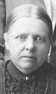 Mary <i>Longmore</i> Buckman