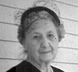 Mary Elizabeth Mayme <i>Wechter</i> Buckley