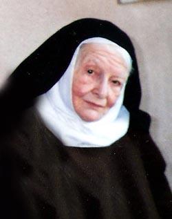 Sr Emma Pia Miriam <i>Cattera</i> Nelson