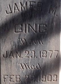 James M. Ging