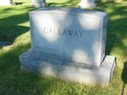 Rev George Nicholas Callaway