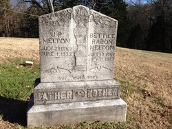 Mary Elizabeth Bettie <i>(Rabon/Rayburn)</i> Melton