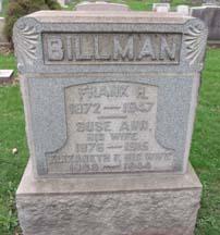 Suse Ann <i>Runyon</i> Billman