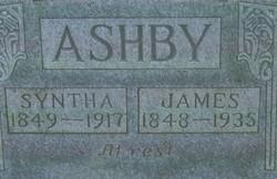 Syntha Caroline <i>Helton</i> Ashby