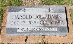 Harold Joe Adams