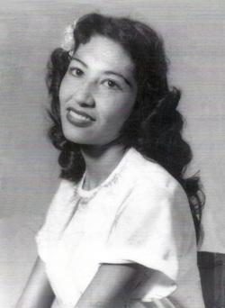 Margaret <i>Gallegos</i> Dominguez