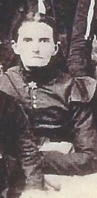 Mary Ursela <i>Adams</i> Jones