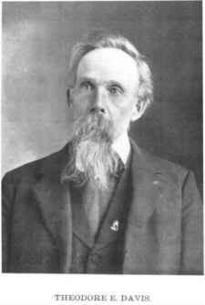 Theodore E. Davis