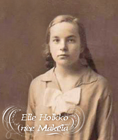 Elle Susanna <i>Makela</i> Holkko