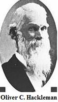 Oliver Cephus Hackleman