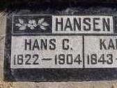 Hans Lauritsen Hansen