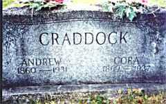 Cora Lee <i>Starcher</i> Craddock