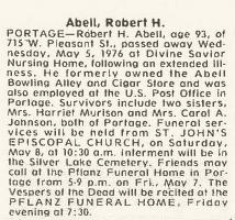 Robert H. Abell