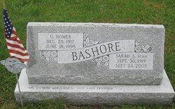 Sarah S <i>Bohn</i> Bashore