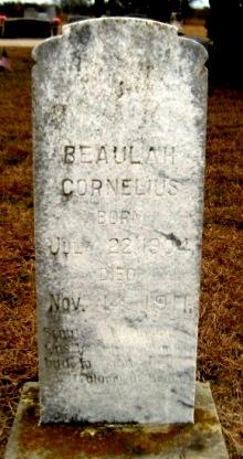 Beaulah Cornelius