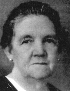 Margaret Effie <i>Henrie</i> Heywood