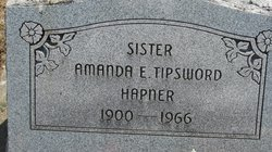 Amanda Ellen <i>Tipsword</i> Hapner