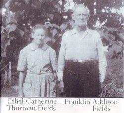 Franklin Addison Fields