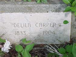 Delila <i>Phipps</i> Carper