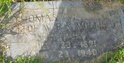 Thomas William Mattocks