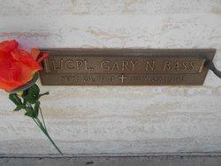 LCpl Gary Nolan Bass