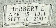 Herbert Earl Blackstock