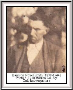 Harrison Novel Nove Smith