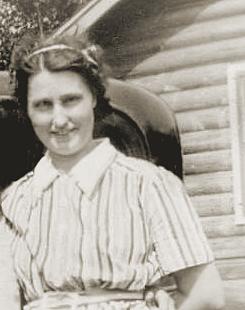 Bessie Matilda <i>Urdahl</i> Flank