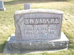 James Albert Adamson