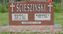 Maurice J Scieszinski