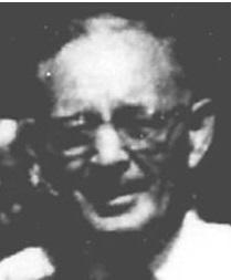 Rev Donald M. Bartlett