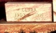 Clara May <i>Tucker</i> Parish