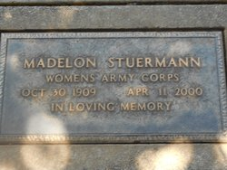 Magdelena MADELON Stuermann