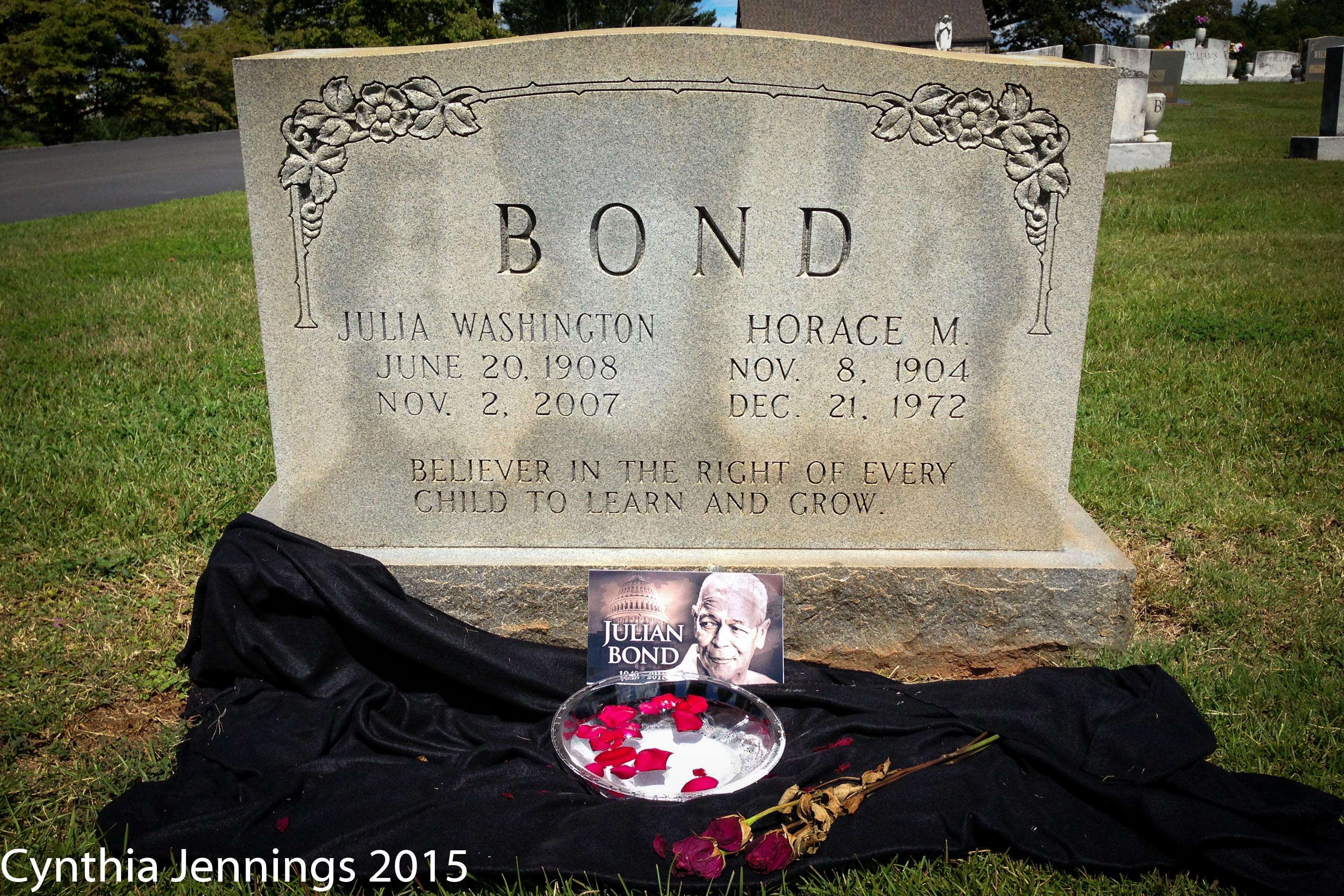 Julia Agnes Washington Bond (1908 - 2007) - Find A Grave Photos