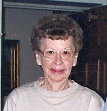 Mary K <i>Stauffer</i> Borland
