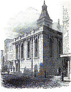 St Mary Magdalene Defunct