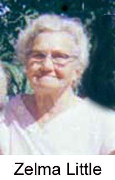 Zelma Lillian <i>Cottle</i> Little