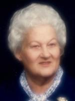Henrietta Jennie Etta <i>Gygi</i> Adams