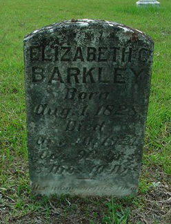 Elizabeth Barkley