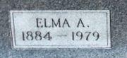 Elma A. <i>Douglas</i> Begeman