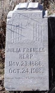 Julia Franses Herp