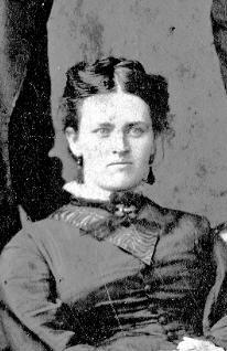 Angeline Kidder <i>Hatch</i> Chisholm