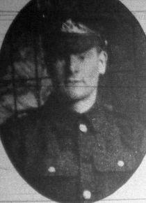 Sgt William Holmes