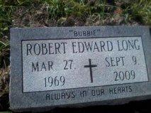 Robert Edward Bubbie Long