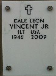 Dale Leon Vincent, Jr.