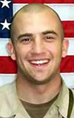Sgt Michael Scott Evans, II