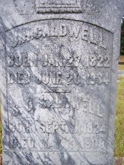 Susannah Katherine <i>Gresham</i> Caldwell